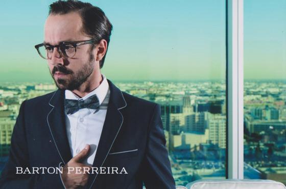 Découvrez la collection lunettes Barton Perreira chez Zaff Optical