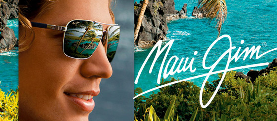 Decouvrez la collection Maui Jim chez Zaff Optical