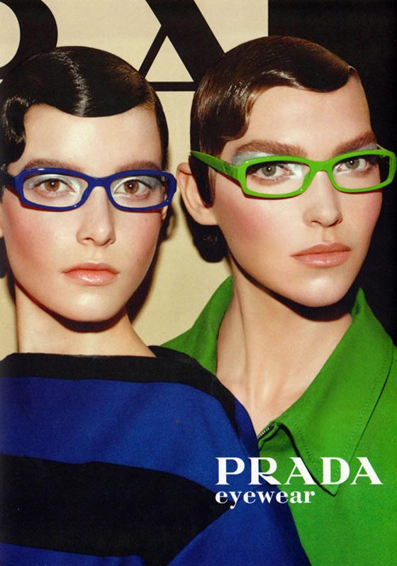 Découvrez la collection lunettes Prada chez Zaff Optical