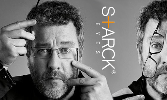 Découvrez la collection lunettes Starck chez Zaff Optical