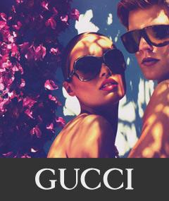Decouvrez la collection de lunettes solaires Gucci chez Zaff Optical