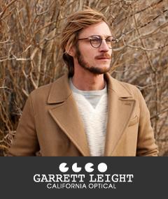 Decouvrez la collection Garett Leight chez Zaff Optical