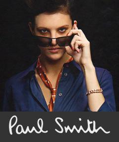 Decouvrez la collection de lunettes solaires Paul Smith chez Zaff Optical