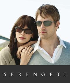 Decouvrez la collection de lunettes solaires Serengeti chez Zaff Optical