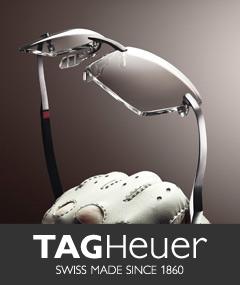 Découvrez la collection lunettes Tag Heuer chez Zaff Optical