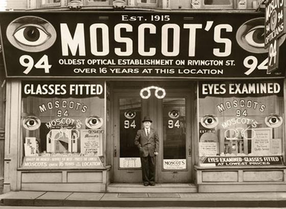 Decouvrez la collection Moscot chez Zaff Optical