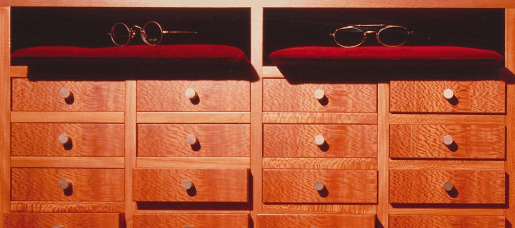 collections de lunettes par Zaffuto à Liège