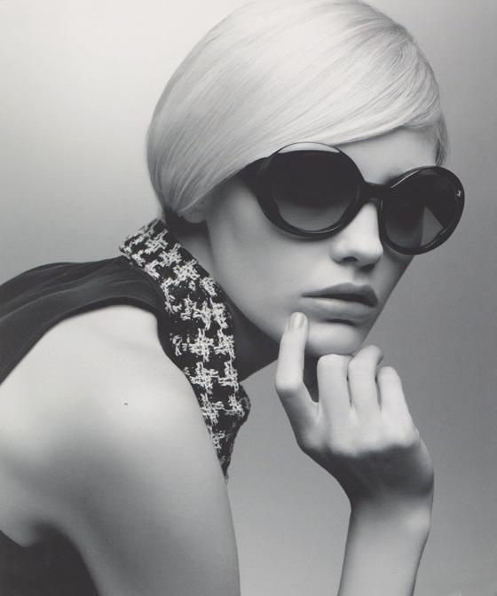 Decouvrez la collection de lunettes solaires Chanel chez Zaff Optical