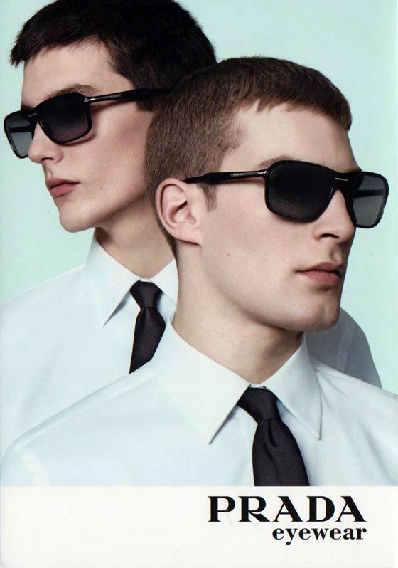 Decouvrez la collection de lunettes solaires Prada chez Zaff Optical