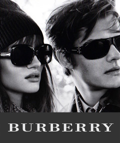 Decouvrez la collection Lunette Burberry chez Zaff Optical