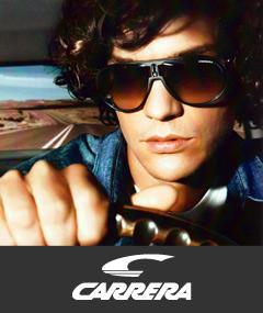 Découvrez la collection de lunettes solaire Carrera chez Zaff optical