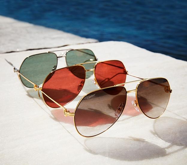 124ee9c881 Les lunettes Cartier, des bijoux de luxe